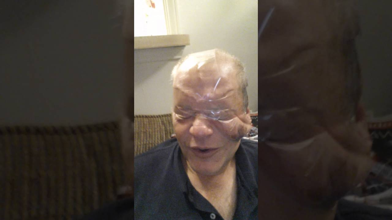 Can not old man getting head