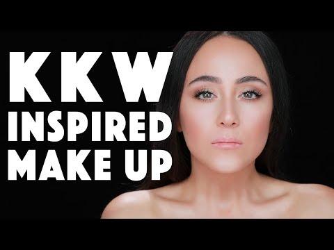 DER Makeup Look? Kim Kardashian Inspiration und RIESEN Neuigkeiten | Hatice Schmidt