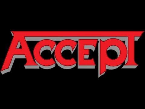Accept Balls To The Wall Lyrics On Screen Youtube