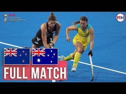 New Zealand V Australia | Womens World Cup 2018 | FULL MATCH