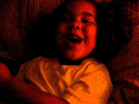 4 yr old singing her beautiful song