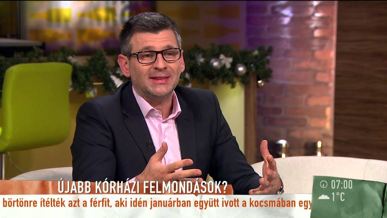 3fdea3331d16 Kolléga miatt hagynák el a dolgozók a kórházat?-2015.12.16.-tv2.hu/mokka
