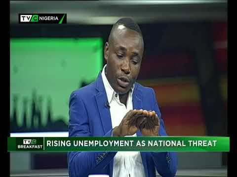 TVCBreakfast| 29th Jan. 2018| Rising unemployment as nationa