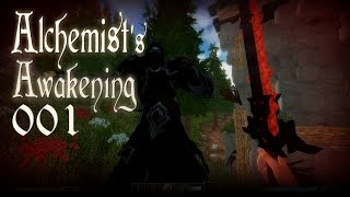 Alchemists Awakening [001] [Willkommen im Nirgendwo] [Let's Play Gameplay Deutsch German] thumbnail