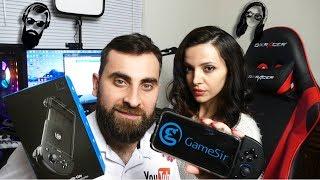 საუკეთესო Gamepad-ი PUBG Mobile-სთვის???? Gamesir G6s მიმოხილვა (UNBOXING)