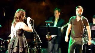 Emma Hunton & Matt Doyle -