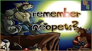 Neopets The Darkest Faerie: Werewolf Gaming Ep. 20