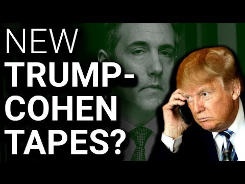 SHOCK: Giuliani Accidentally Mentions TRUMP COHEN TAPES!