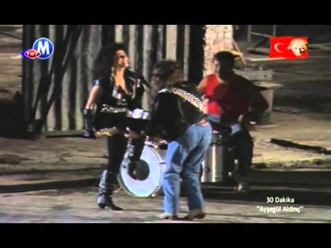 Aysegul Aldinc - Kara Sevda (Klip 1988)