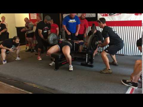 2016 08 27 Bench 405 RPS Southern...