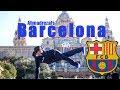 Ahmadreza in Barcelona / Freestyle Football