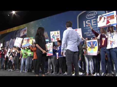 Intel ISEF 2017 Highlights