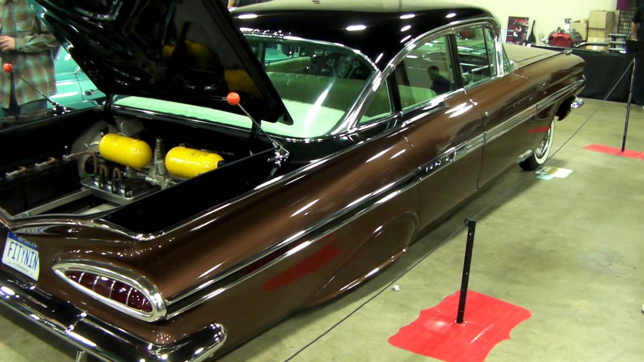 1964 Impala Lowrider CCE Hydraulics Simulator - YouTube |Impala Hydraulics