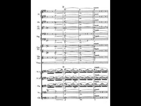Edvard Grieg  -  Peer Gynt Suite No.1. Morning Mood. Partitura. Audición.