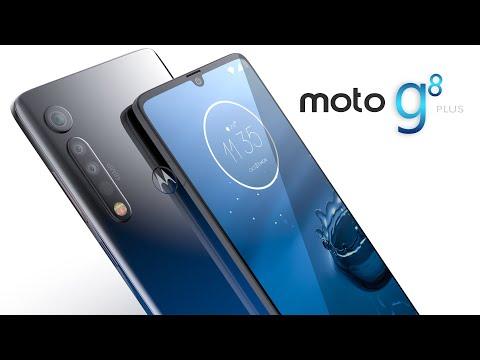MOTO G8 PLUS 2019 Trailer Concept Design Official Introduction !