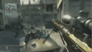 MW3 Glitches and Tricks - Part 4 (Invisible Threat, Seatown, Bakaara, Underground)