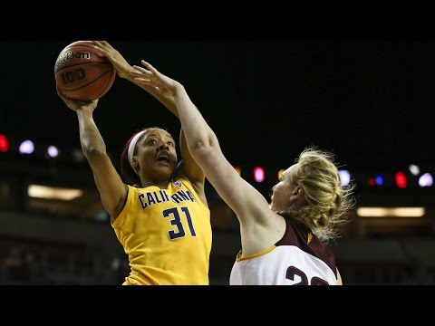 Highlights: California rolls past Arizona State into Pac-12 Women