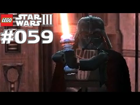 Lets Play LEGO Star Wars 3 The Clone Wars #059 Darth Vader [Together] [Deutsch]