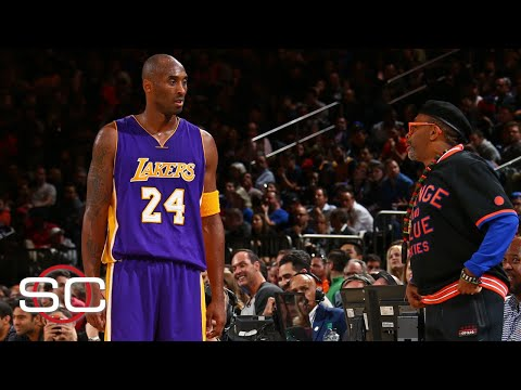Spike Lee shares some of his most memorable moments of Kobe Bryant   NBA on ESPN