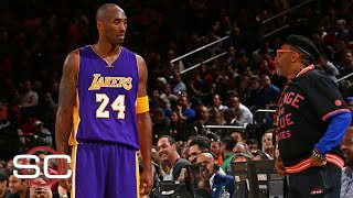 Spike Lee shares some of his most memorable moments of Kobe Bryant | NBA on ESPN