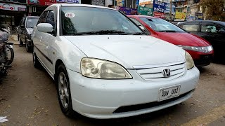 Honda Civic VTi Oriel 1.6 | 2001 Complete Review