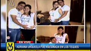 Fallece nuestra compañera de Noticiero Venevisión Adriana Urquiola tras recibir un tiro en la cabeza