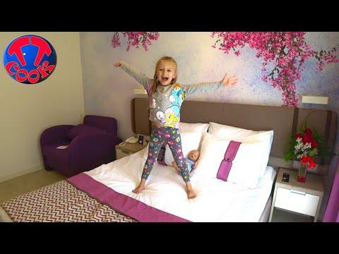 РУМ ТУР Отеля в Анталии! Детская Площадка и Мини Зоопарк Каникулы в Турции с Ярославой!