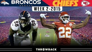 A SHOCKING Way to Lose! (Broncos vs. Chiefs 2015, Week 2)