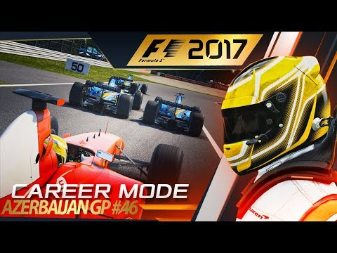 F1 2017 Career Mode Part 46: Driving a Ferrari