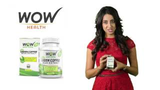 Wow Green Coffee Weight Loss Supplement