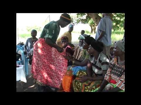 Women-led tsetse control, Uganda