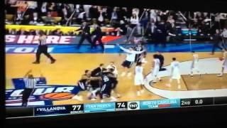 Basketball Buzzer Beater in Duke Cameron Indoor Stadium, 11-year-old Max