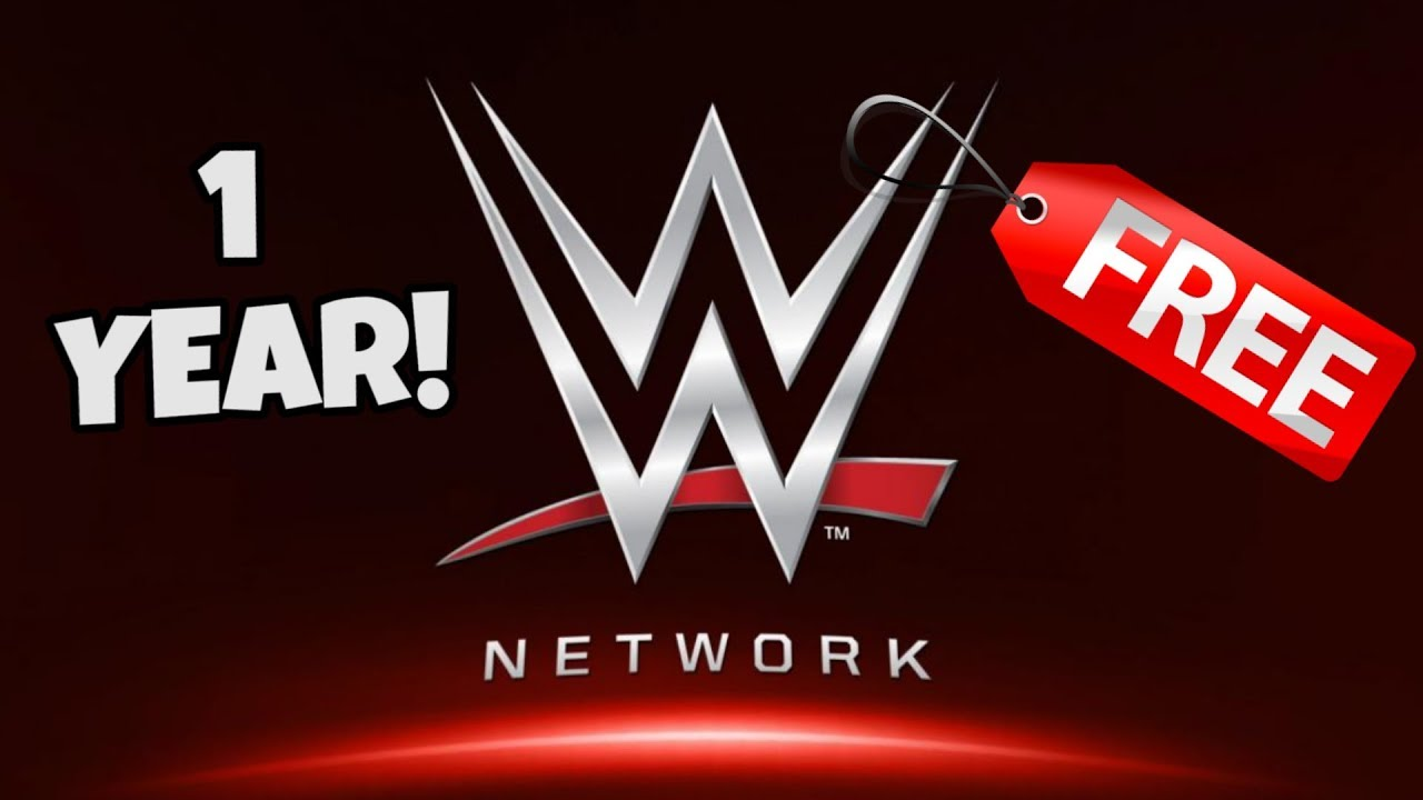 How To Get The WWE Network Free For 1 Year!! - YouTube