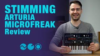 Stimming reviews Arturia Microfreak (2020)