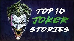 Top 10 Joker Comics