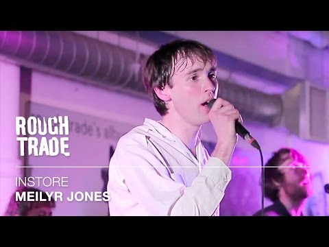 Download Meilyr Jones - Featured Artist   Instore at Rough Trade East, London