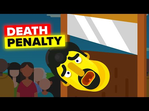 The Horrible History of The Death Penalty