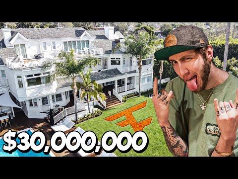 Revealing The New $30,000,000 FaZe House