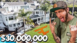 Revealing The New $30,000,000 FaZe House