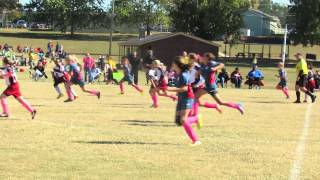 Liberty Flames SC '01 vs TSC 03 AOE GOLD Game 11 5 clip
