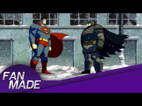 Superman VS Batman - The Dark Knight Returns - HD