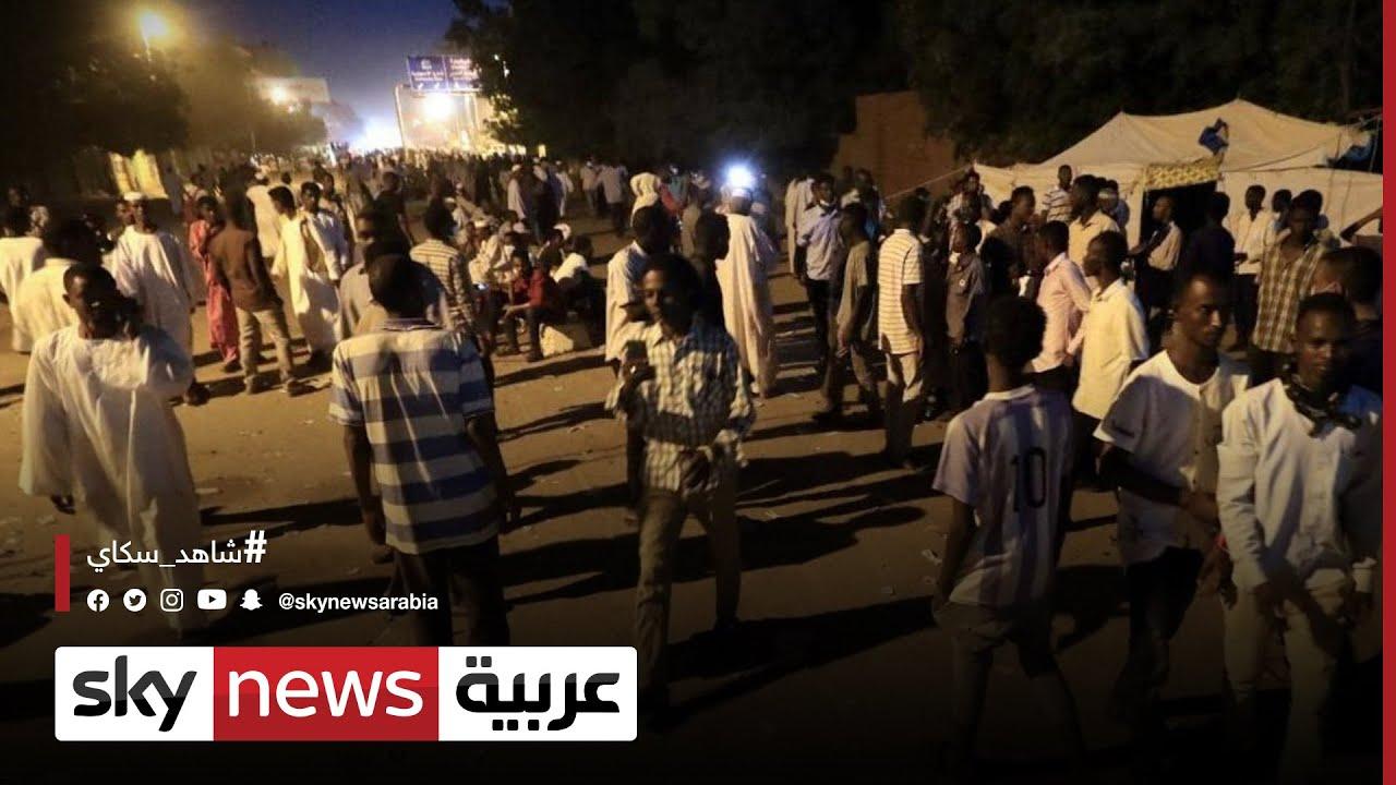 السودان/ يُواصل مئات المحتجّين اعتصامهم في الخرطوم للمطالبة بإقالة الوزراء| #مراسلو_سكاي  - نشر قبل 10 ساعة