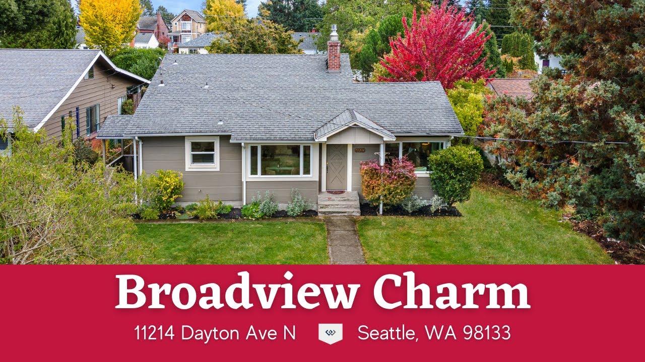 11214 Dayton Ave N, Seattle, WA 98133 | MLS# 1852994 | BrennerHill