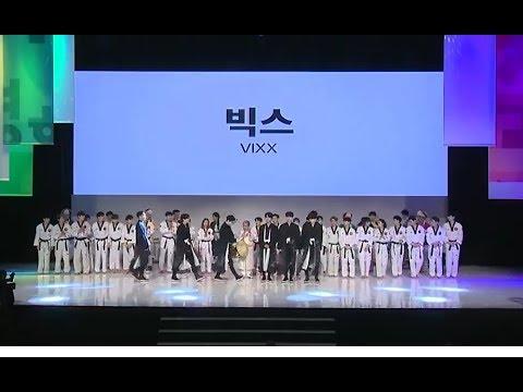[빅스] 180205 IOC VIXX End of ceremony