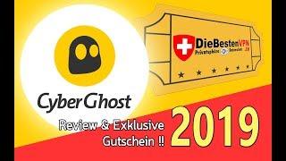 CyberGhost review and gutschein der schweiz