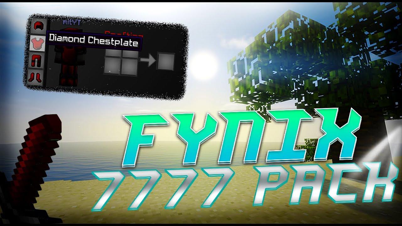 Fynix 7777K TEXTUREPACK!  | Texturepack Vorstellung #1