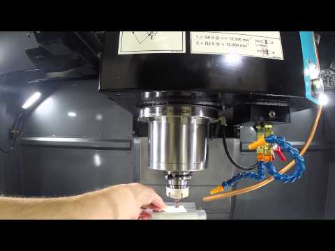 Setting Work Offset (Z-Axis)