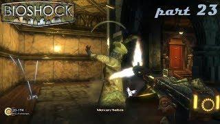 Lets Play BioShock #023 zeit verpeilt und das im Gefecht