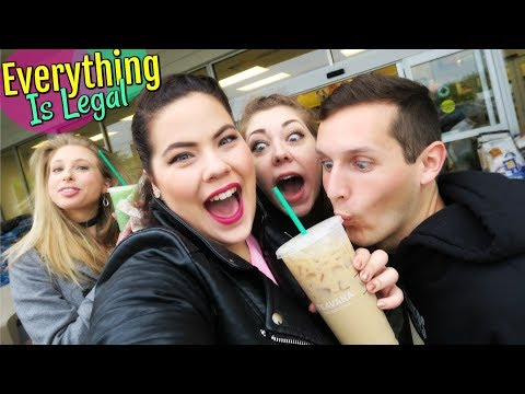 EVERYTHING IS LEGAL IN NEW JERSEY | Book Expo & Bookcon | Vlog #1