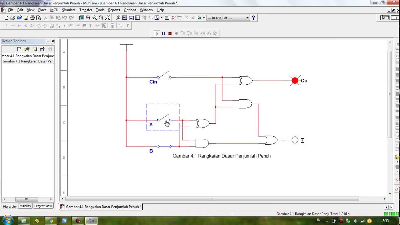 Logic Diagram 2x4 Decoder Schematic On Multisim Great Installation Of Wiring Tutorial Full Adder Circuit Youtube Rh Com 2 To 4 3